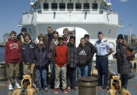 Coast Guard Tour