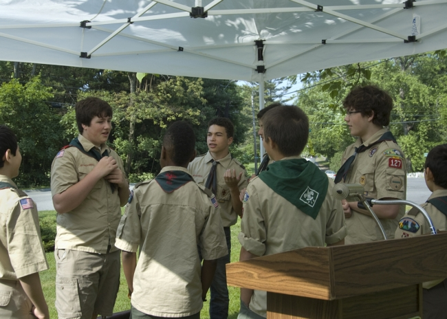 Will and scouts